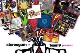Stereogum & team9 Present… MySplice: 2006 Mashed Up