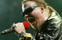 Axl Rose Sort Of Confused About This Dr. Pepper Nonsense
