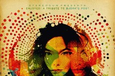 Stereogum Presents&#8230; <em>Enjoyed: A Tribute To Björk&#8217;s Post</em>