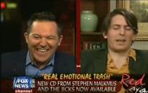 Stephen Malkmus Visits Fox News&#8217; <em>Red Eye</em>
