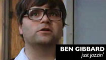 Ben Gibbard's April Fools Day Side-Project