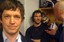 Les Savy Fav's Syd Butler Blogs About Hockey