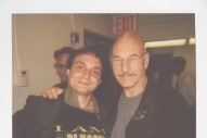 Grizzly Dan Is Blessed With Patrick Stewart, Paul Simon, And Makes A Fan Out Of Groban