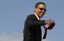 Obama's iPod Loves Him Back