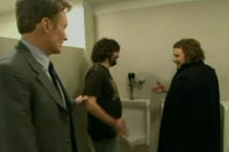 My Morning Jacket Meet Their Biggest Fan On <em>Conan</em>