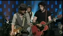 The Raconteurs Played Conan, Also Played With Nick Zinner