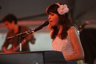 Pictures From The Newport Folk Festival 2008