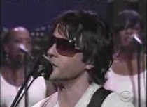"""Spiritualized To Letterman: """"You Lie, You Cheat"""""""
