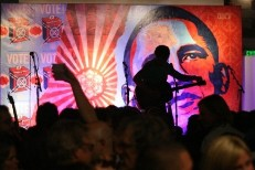 Indie Rockers Join Forces For Obama (Again)
