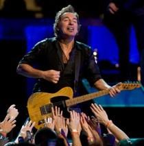 Springsteen Headlining Super Bowl XLIII Halftime Show
