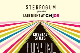 Stereogum Late Night @ CMJ 2008