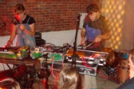 CMJ '08: Matteah Baim, Lichens, & High Places @ Less Artists More Condos