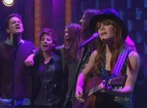 """Jenny Lewis Gives Conan Her """"Acid Tongue"""""""