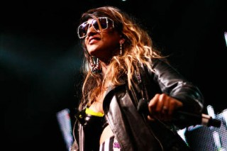 M.I.A. Gets Mashed-Up By Diesel, Remixed By Jay-Z