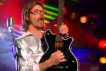 """Eagles Of Death Metal Remind Jimmy Kimmel They """"Wannabe In LA"""""""