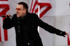 U2, Springsteen Play Inaugural Celebration At Lincoln Memorial