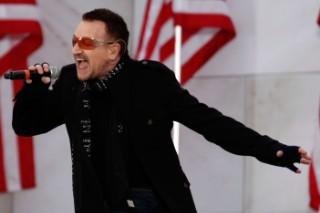 U2, Springsteen Play Inaugural Celebration At Lincoln Memorial