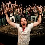 Behind The Scenes Of Andrew W.K.'s New TV Show