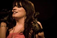 Lily Allen/Matt & Kim @ Bowery Ballroom, NYC 2/10/09