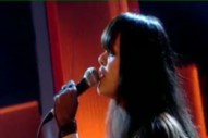 "Bat For Lashes Brings ""Sleep Alone,"" Marxophone To Jools Holland"