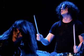 The Dead Weather @ Bowery Ballroom, NYC 4/14/09