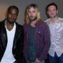 Kanye West, Jared Leto, & Brandon Flowers Walk Into A Bar…