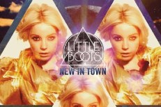 """Golden Filter, Fred Falke Remix Little Boots' """"New In Town"""""""