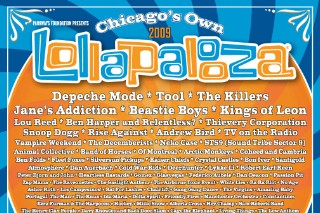 Lollapalooza 2009 Lineup: Now With 100% More Animal Collective
