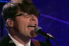 "The Decemberists Bring ""The Wanting Comes In Waves/Repaid"" To Leno"