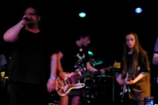 Frank Black Performs With Portland School Of Rock