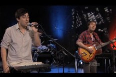 "Grizzly Bear Bring ""Ready, Able"" & ""Cheerleader"" To The Interface"