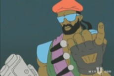 "New Major Lazer Video – ""Hold The Line"""