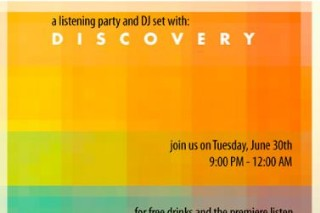 Join Us For A Discovery Listening Party In NYC
