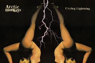 """New Arctic Monkeys – """"Crying Lightning"""""""