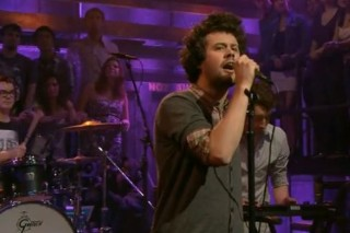 """Passion Pit Bring """"The Reeling"""" To Fallon"""