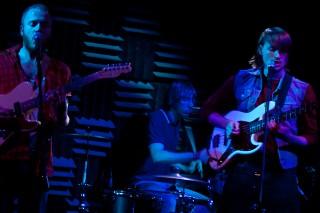 Wild Beasts @ Joe's Pub, NYC 9/8/09