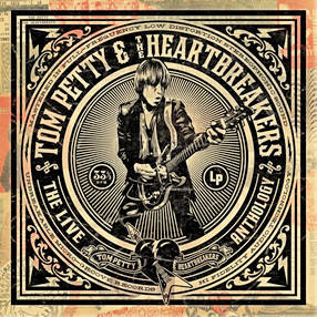 Tom Petty & The Heartbreakers – The Live Anthology