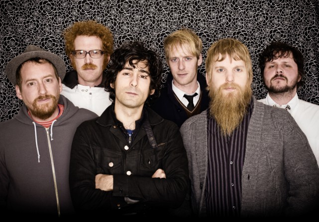 Blitzen Trapper Press Photo 2010