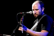 "David Bazan – ""Flirted With You All My Life"" (Vic Chestnutt Cover) Live Video"