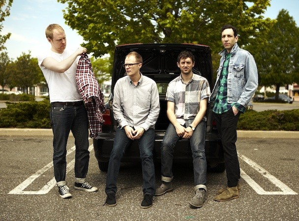 Band To Watch: Restless People
