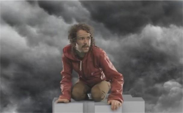 "Darwin Deez - ""Up In The Clouds"" Video"
