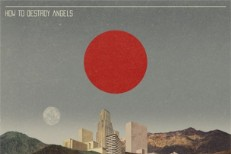 How To Destroy Angels Album Art