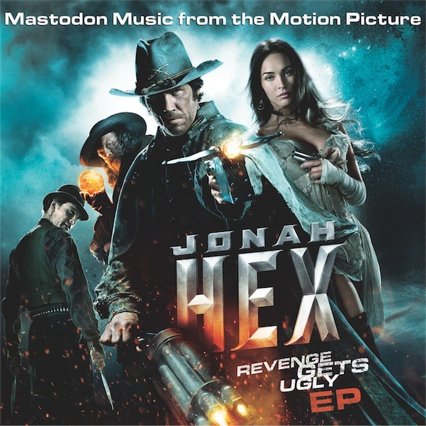 Jonah Hex Soundtrack Album Art
