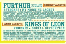 Outside Lands Festival Lineup 2010