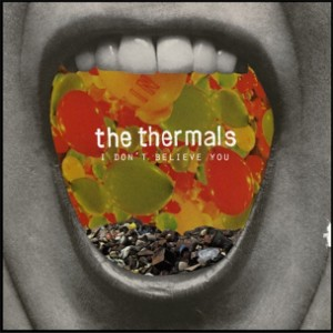 The Thermals - Personal Life Album Art