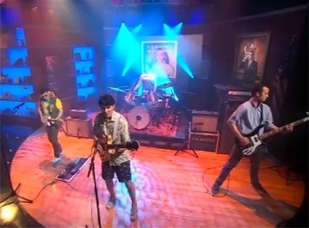 Vampire Weekend - Colbert Report Video