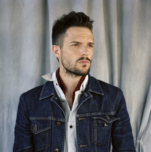 Brandon Flowers by Lucy Hamblin