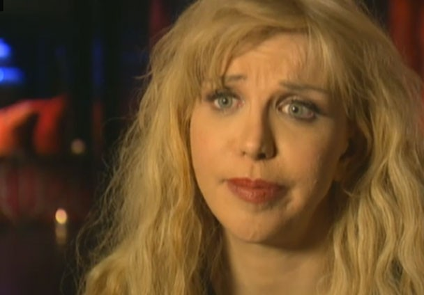 Courtney Love Behind The Music
