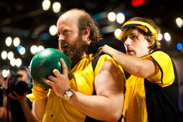 The 'Gum Bowl: Tim Harrington & Nick Thorburn
