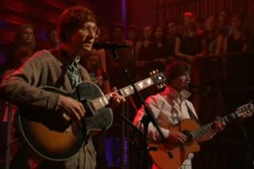 Kings Of Convenience Do Fallon, Finally